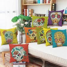 aliexpress com buy halloween cartoon yellow sweet sugar skull