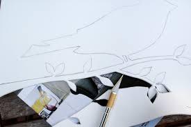 white letters on white canvas u2013 d i y artwork tutorial u2014 the