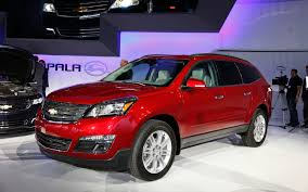 first look 2013 chevrolet traverse automobile magazine