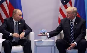 Memes Makers - putin meets trump and the internet meme makers can t resist russia