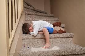 teppichboden treppe teppich auf einer treppe verlegen so geht s
