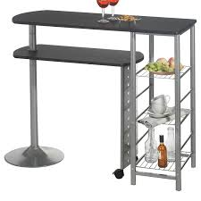 Table Ronde De Cuisine Pas Cher by Tables De Bar Amazon Fr