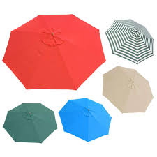 Patio Umbrellas Parts by Ideas Umbrella Replacement Canopy With Fresh Ad New Look Design