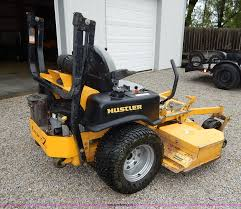 2006 hustler super z commercial lawn mower item bc9744 s