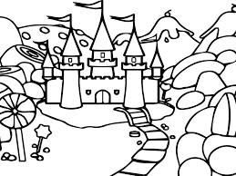 candyland coloring page fabulous candyland coloring pages