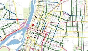 salem breakfast on bikes new salem keizer bike map printed