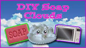 let u0027s make some soap clouds diy kids craft project youtube