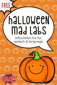 Halloween Mad Libs Esl by 323 Best Halloween Images On Pinterest Halloween Activities