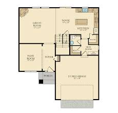 Vanderbilt Floor Plans Vanderbilt New Home Plan In The Woodlands By Lennar