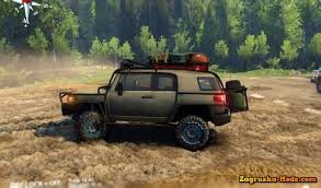 toyota land cruiser 80 vx v1 0 v03 03 16 for spin tires 2014