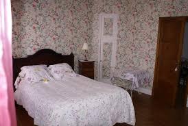 chambre fleurie maitre loze