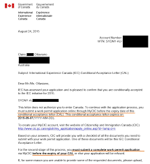 sample canadian resume format 7 curriculum vitae canada example