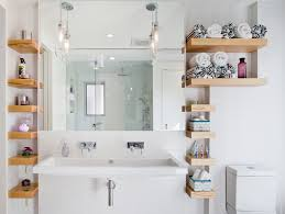 Bathroom Shelve St Clarens Renovation Contemporary Bathroom Toronto By