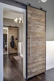 Barn Door Interior Best 25 Interior Barn Doors Ideas On Pinterest Knock The Within