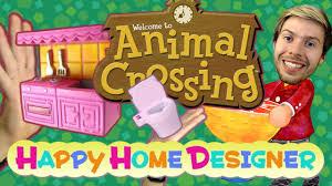 animal crossing happy home designer trop de cœurs youtube
