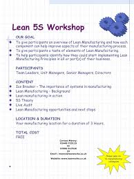 Ppt Lean 5s Workshop Powerpoint Presentation Id 573720 Ppt 5s
