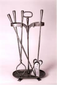 home decor new hand forged fireplace tools home design popular