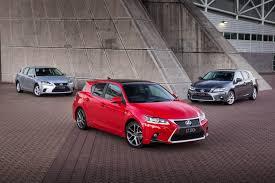 lexus ct200h vs audi a1 lexus cars news refreshed 2014 ct 200h gets better value