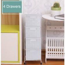 White Wicker Bathroom Drawers White Wicker Bathroom Storage Unit Chest Of Drawers Metal Frame
