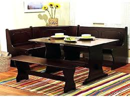 Dining Table With Bench With Back Dining Table Dining Table Bench Seat Cushions Plans With Back