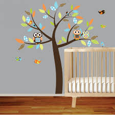 wall decals chic baby room tree wall decals nursery tree wall large image for fun coloring baby room tree wall decals 127 nursery tree wall stickers wall