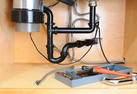 plumbing in a kitchen sink easy ways to replace drain traps at the home depot