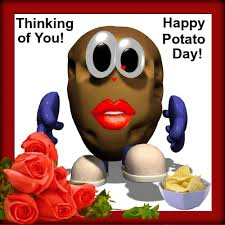 send ecard potato day 19th august send this ecard to anyone with