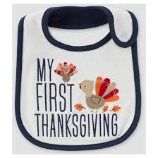 baby my thanksgiving bib just one you made by s