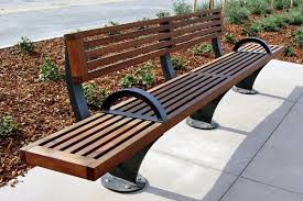 pacifica bench outdoor forms surfaces