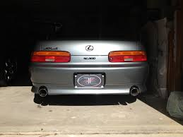 lexus is300 toyota emblem show your rear