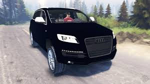 Audi Q7 Limo - audi q7 for spin tires