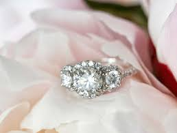 different engagement rings wedding jewelry different styles of three engagement rings