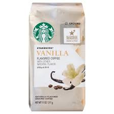 Starbucks Light Roast Starbucks Vanilla Ground Coffee 11oz Target