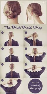 How To Make Easy Hairstyles At Home by 105 Best Hair Images On Pinterest Hairstyles Hair And Braids