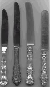 knives u0027 styles