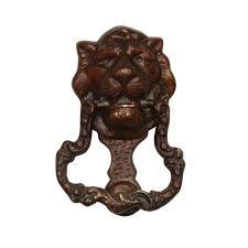 lion door knocker antique cast bronze lion door knocker c 1910 preservation
