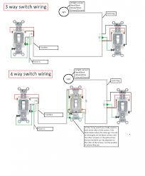 wiring diagram for double switched light gandul 45 77 79 119
