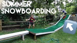 best backyard turf boarding set up youtube