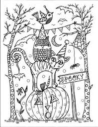 advanced halloween coloring pages bootsforcheaper