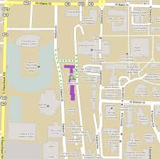 Ole Miss Campus Map Map And Directions Center For Community Engagement University