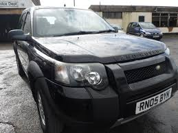 land rover freelander td4 s 2 0 blackerton cross garage
