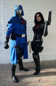 Cobra Commander Halloween Costume Baroness Disagreement Cobra Commander Cosplay