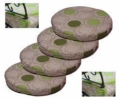 cuscini rotondi cuscini sedie rotondi