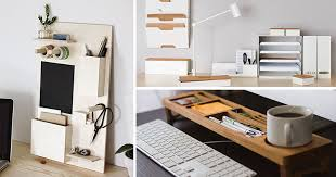 Desk Organizing Ideas Desk Organization Ideas 6 Easy Ways You Can Organize Your Desk