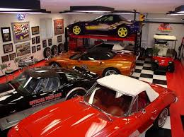 Cool Garage Floors 15 Best Cool Garages Cool Cars Rod Girls Images On