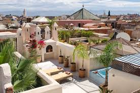 moroccan riad floor plan riad vert luxury riad in marrakech morocco book riad vert today