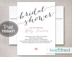 free printable invitation templates bridal shower diy bridal shower invitations templates diabetesmang info