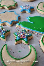 ramadan and eid sugar cookies sugar u0026 garlic