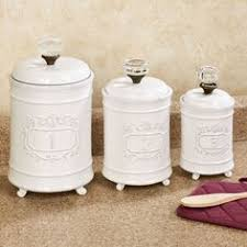 white canister sets kitchen white kitchen canister set starfish search canister sets