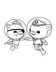 printable octonauts coloring pages kids coloringstar